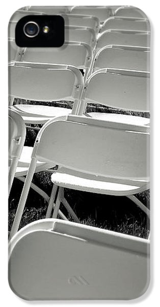 Graduation Day- Black And White Photography By Linda Woods IPhone 5s Case