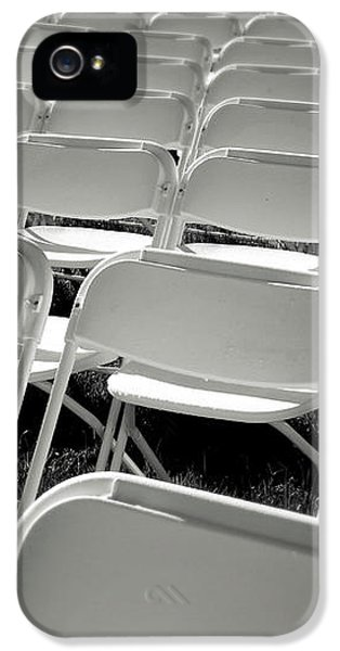 Graduation Day- Black And White Photography By Linda Woods IPhone 5s Case by Linda Woods