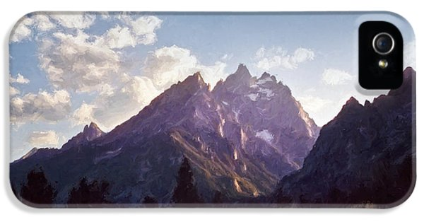 Grand Teton IPhone 5s Case