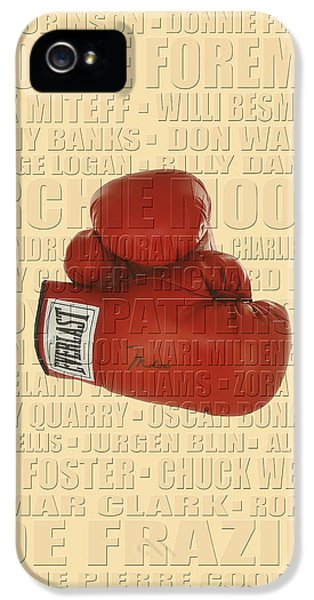 Sonny iPhone 5s Case - Graphic Ali by Andrew Fare