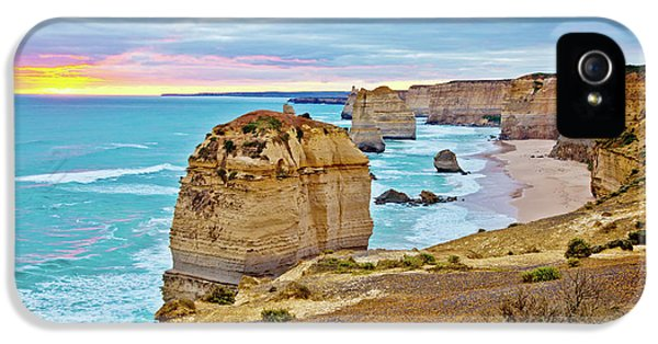Featured Images iPhone 5s Case - Great Southern Land by Az Jackson