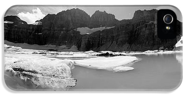 Grinnell Glacier Panorama IPhone 5s Case