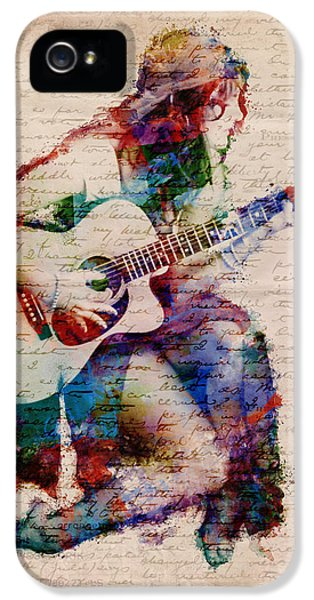 Gypsy Serenade IPhone 5s Case
