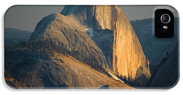 Half Dome At Sunset - Yosemite IPhone 5s Case