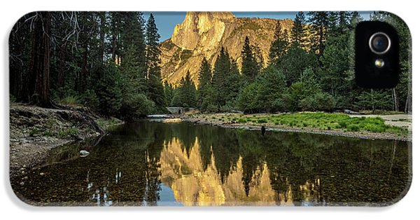 Half Dome From  The Merced IPhone 5s Case