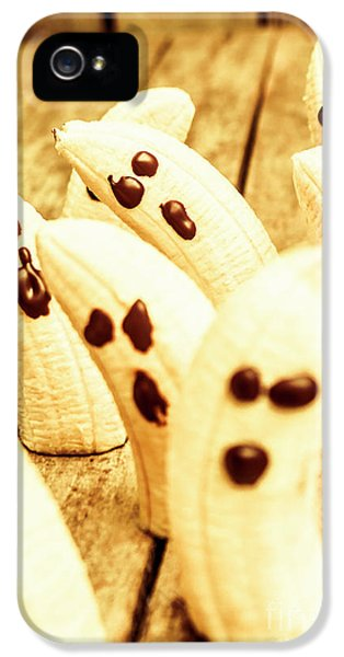 Halloween Banana Ghosts IPhone 5s Case