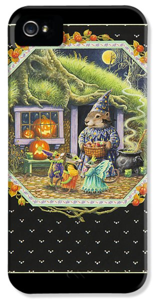 Halloween Treats IPhone 5s Case