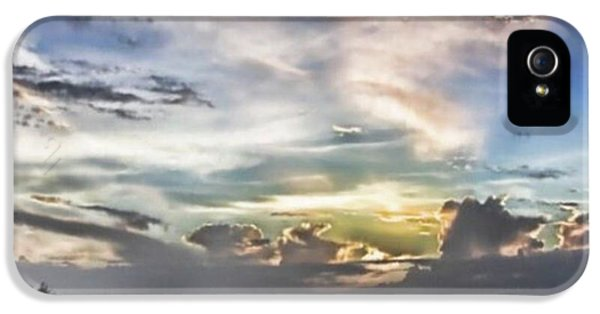 Sky iPhone 5s Case - Heaven's Light - Coyaba, Ironshore by John Edwards