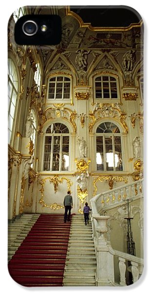 Hermitage Staircase IPhone 5s Case
