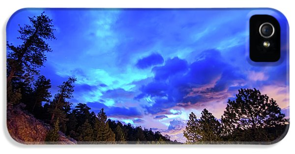 IPhone 5s Case featuring the photograph Highway 7 To Heaven by James BO Insogna