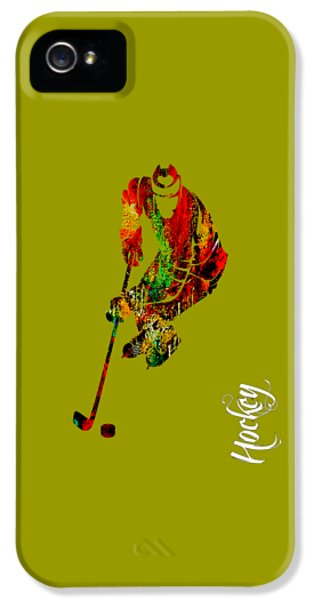 Hockey Collection IPhone 5s Case by Marvin Blaine