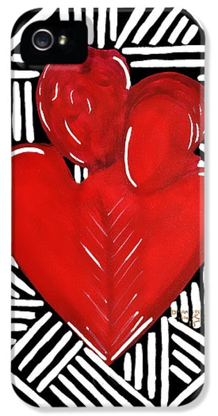 Hold Me IPhone 5s Case by Diamin Nicole