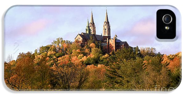 Holy Hill Basilica, National Shrine Of Mary IPhone 5s Case by Ricky L Jones