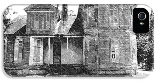 Dick Goodman iPhone 5s Case - Homestead 2 by Dick Goodman