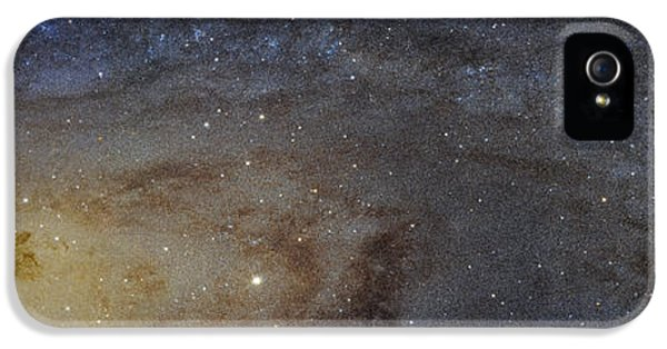 IPhone 5s Case featuring the photograph Hubble's High-definition Panoramic View Of The Andromeda Galaxy by Adam Romanowicz
