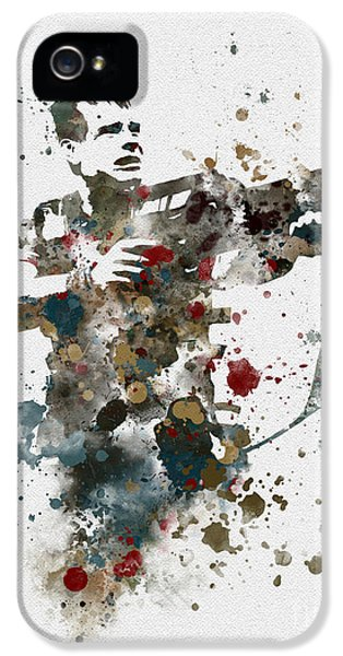 Hudson IPhone 5s Case by Rebecca Jenkins