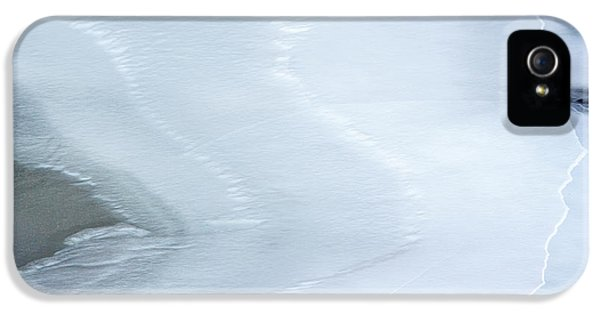 Ice Abstract 3 IPhone 5s Case by Hitendra SINKAR