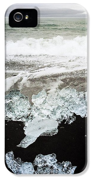 Cool iPhone 5s Case - Ice In Iceland by Matthias Hauser