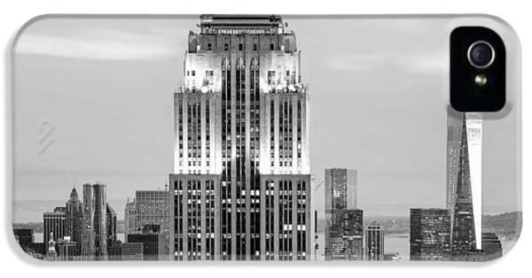 Iconic Skyscrapers IPhone 5s Case by Az Jackson