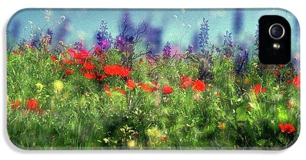 Impressionistic Springtime IPhone 5s Case