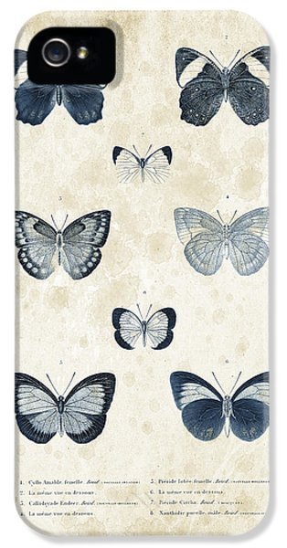 Insects - 1832 - 02 IPhone 5s Case by Aged Pixel