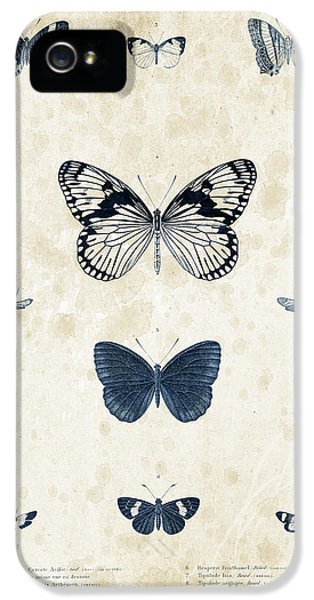Insects - 1832 - 03 IPhone 5s Case by Aged Pixel