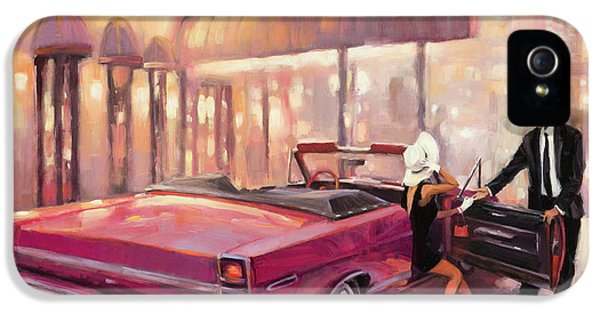Nostalgia iPhone 5s Case - Into You by Steve Henderson