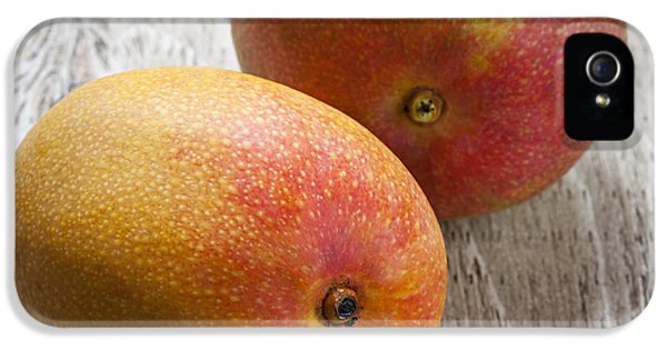 It Takes Two To Mango IPhone 5s Case by Elena Elisseeva