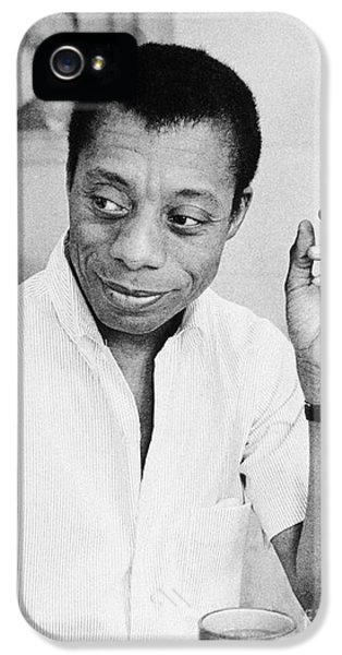 1950s iPhone 5s Case - James Baldwin by Granger