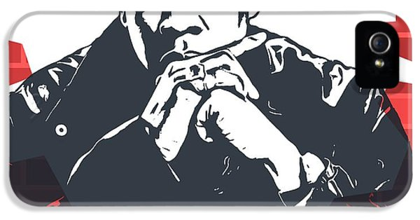 Jay Z Graffiti Tribute IPhone 5s Case by Dan Sproul