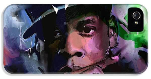Jay Z IPhone 5s Case by Richard Day