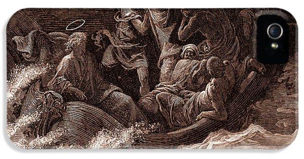 Jesus Stilling The Tempest IPhone 5s Case