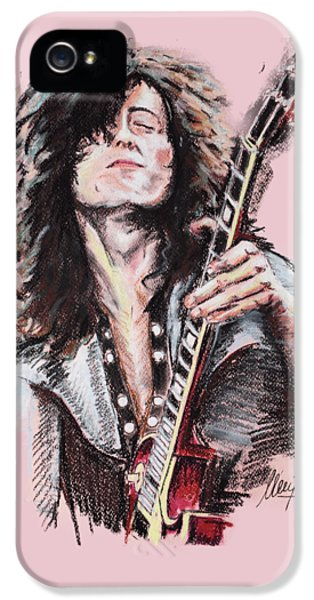 Jimmy Page IPhone 5s Case