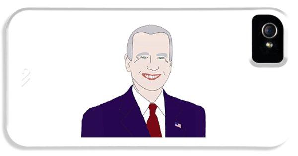 Joe Biden IPhone 5s Case