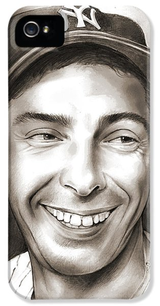 Joe Dimaggio IPhone 5s Case