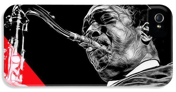 John Coltrane Collection IPhone 5s Case
