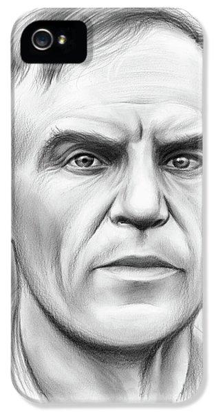 John Heisman IPhone 5s Case by Greg Joens