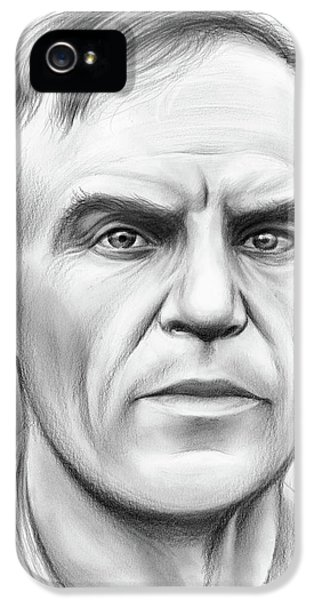 John Heisman IPhone 5s Case by Greg Joens