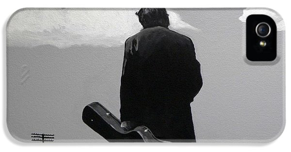 Johnny Cash IPhone 5s Case