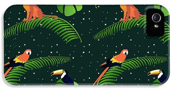 Jungle Fever IPhone 5s Case