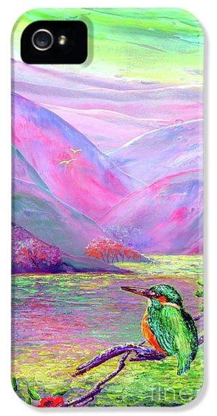 Kingfisher, Shimmering Streams IPhone 5s Case