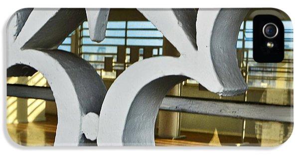 Detail iPhone 5s Case - Kitsch Urban Details by Carlos Alkmin