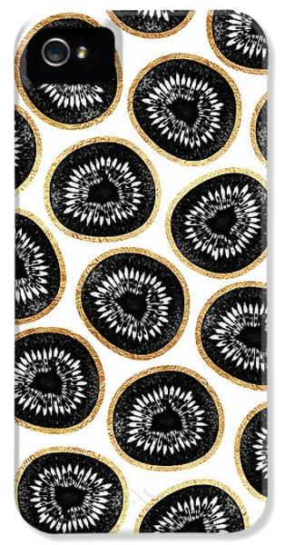 Kiwi Pattern IPhone 5s Case