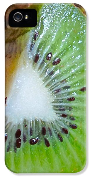 Kiwi Seed Display IPhone 5s Case