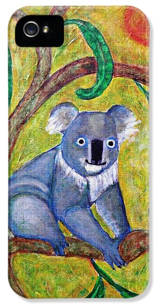 Koala Sunrise IPhone 5s Case