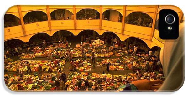 Kota Bahru Indoor Market IPhone 5s Case