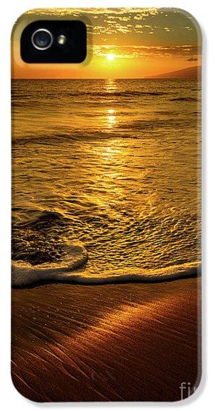 Water Ocean iPhone 5s Case - Lahaina Glow by Jamie Pham