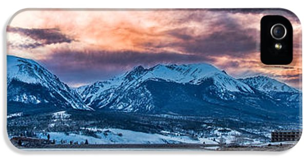 Lake Dillon IPhone 5s Case by Sebastian Musial