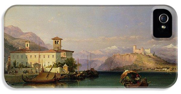 Lake Maggiore IPhone 5s Case