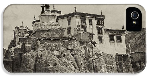 Lamayuru Monastery IPhone 5s Case by Hitendra SINKAR